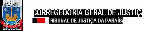 Corregedoria Geral de Justiça da Paraíba