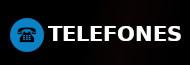 Telefones institucionais